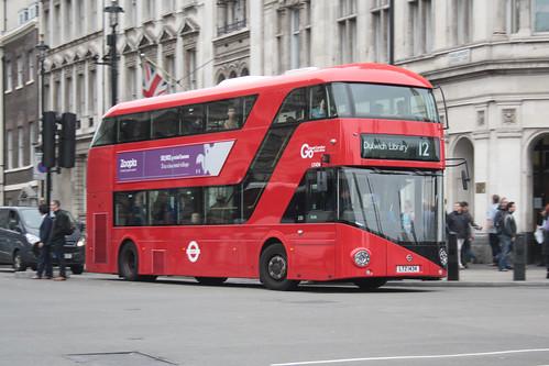 London Central LT434 LTZ1434