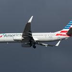 N890NN - American Airlines - Boeing 737-800
