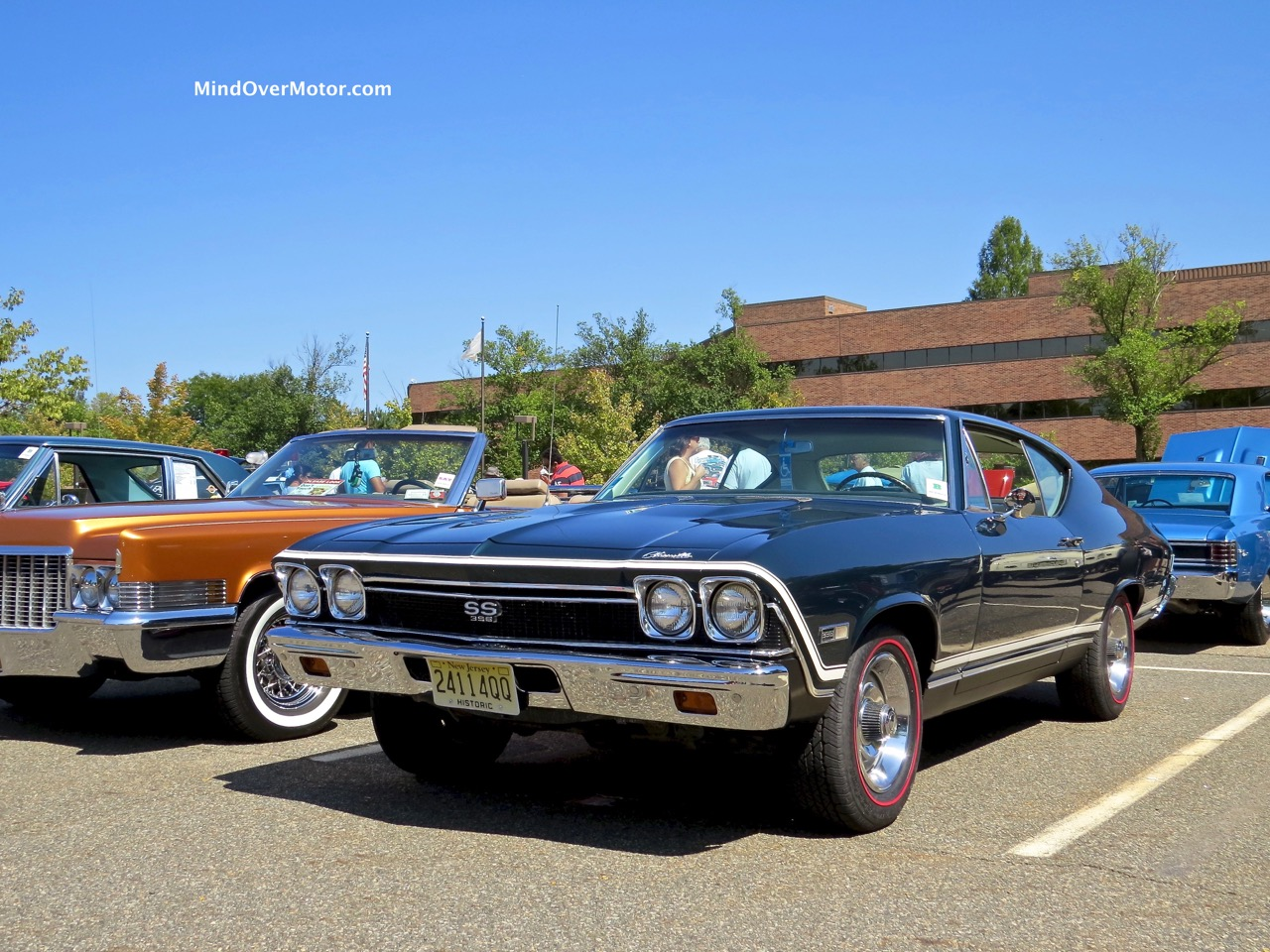 1968 Chevrolet Chevelle SS396 Front