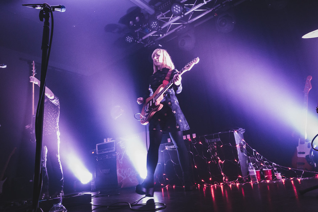 The Joy Formidable at Oslo