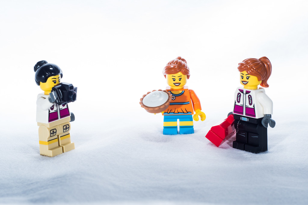 Molly's minifigs
