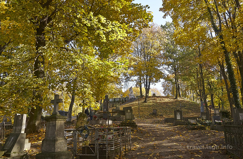 【写真】2015 東欧周遊 : リチャキフ墓地/2015-10-28/PICT4568