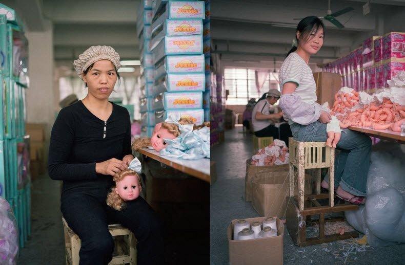 Toy Story︰中國女工與她所製作的玩具4