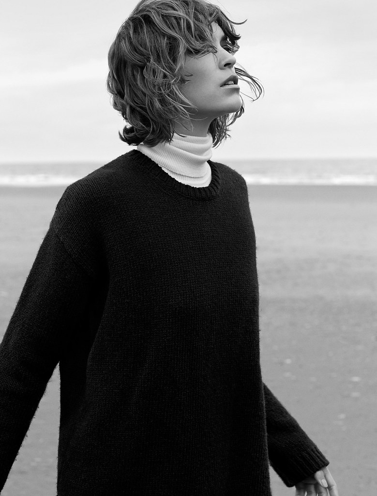 Аризона Мьюз — Фотосессия для «Elle» UK 2015 – 9