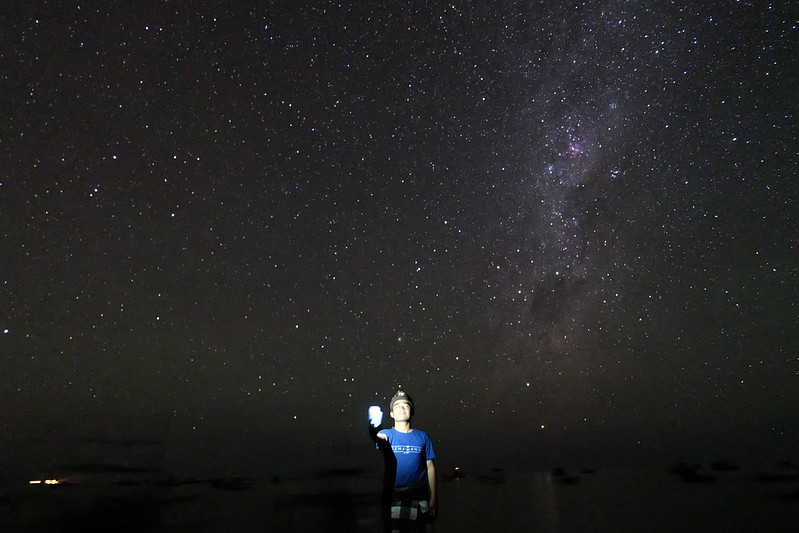 Milkyway in Sanur Beach