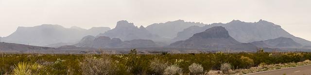 Big Bend landscape