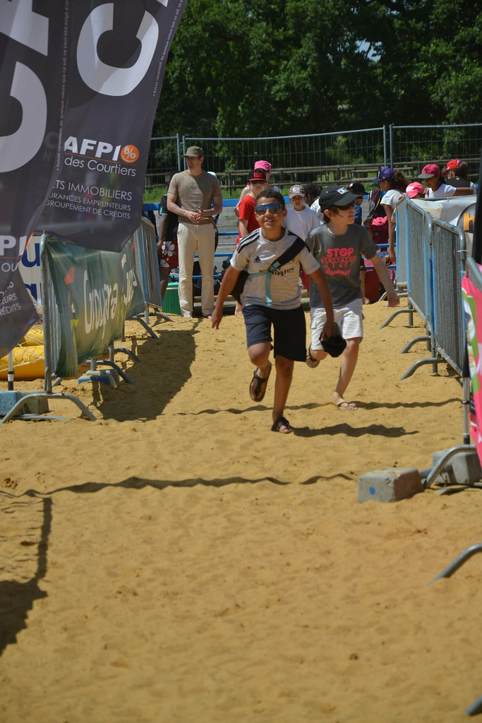 Sandballez à Rennes 2015 - Tournoi scolaires