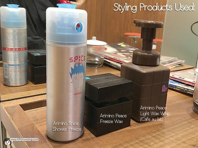 shunji matsuo Arimino Products