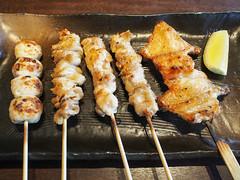 Japanese Kushiyaki Style