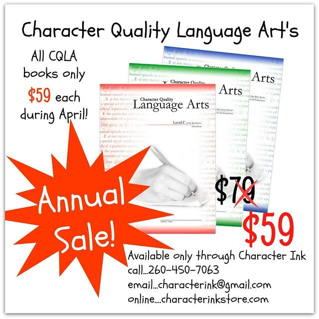 CQLA Annual Sale!!!