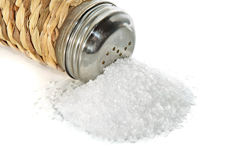 sal cantidad diaria recomendada