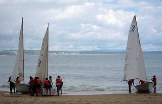 Imagen de Praia de Santo Amaro de Oeiras. beach portugal sail oeiras tejo tagus santoamaro