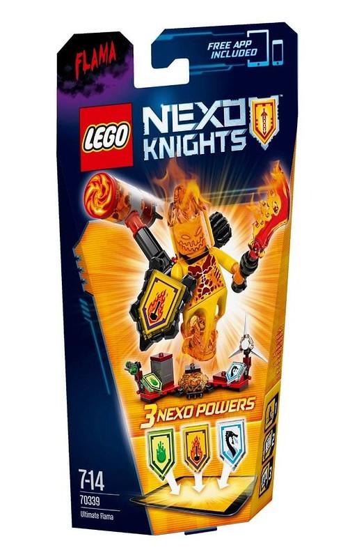LEGO Nexo Knights 70339 - Ultimate Flama