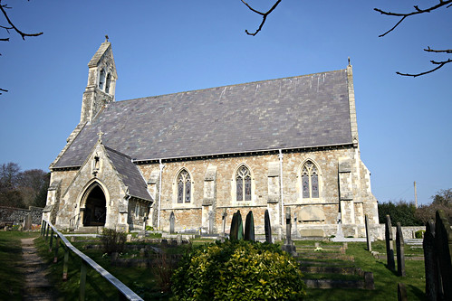 St John The Evangelist, Kingsdown, Kent