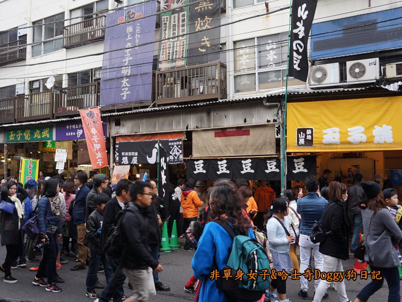 日本築地市場海膽蓋飯14