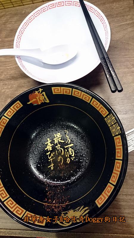 日本一蘭拉麵15