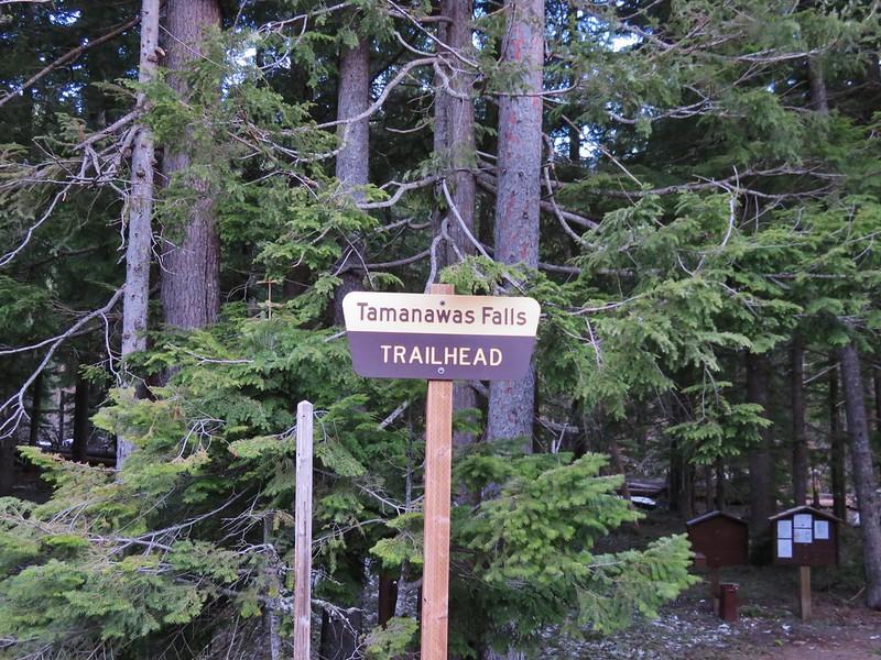 Tamanawas Falls Trailhead