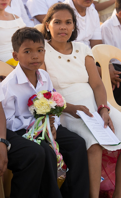 First Holy Communion at IEC2016