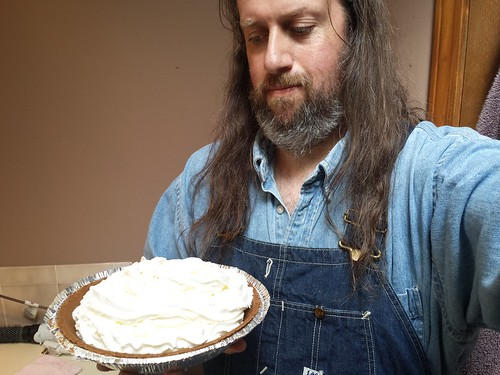 I am skeptical of this pie.