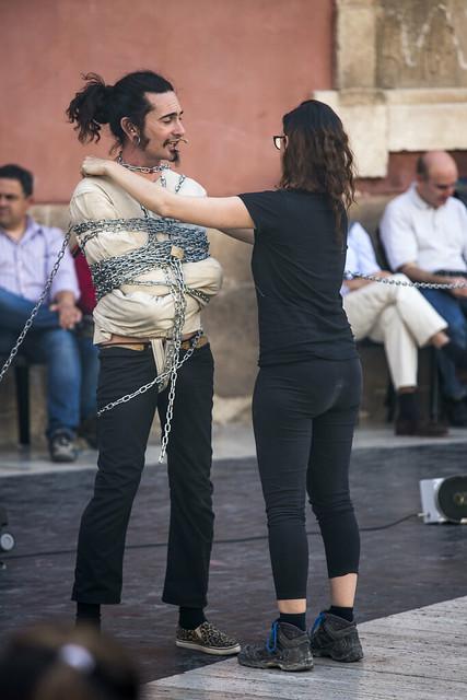 Harry Houdini de Murcia