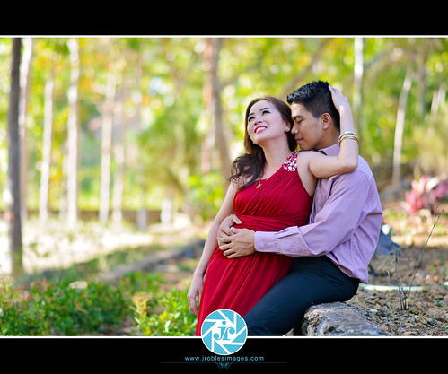 E Session │ Mark + Jenevie