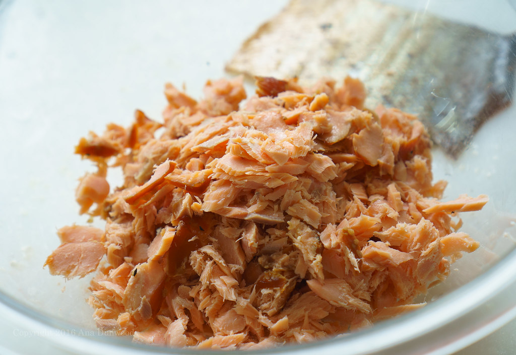 Smoked Salmon in Pieces