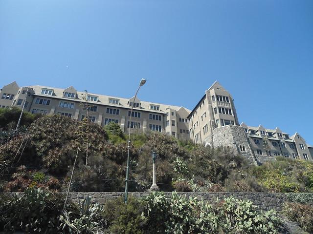 Universidad Federico Santa María (USM), Valparaíso, Chile  – www.meEncantaViajar.com