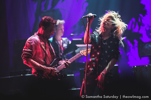The Kills @ Mayan, Los Angeles - 18 April 2016 15