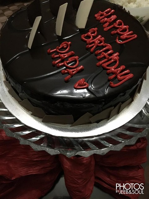 Birthday Celebration @ Agehan, Grand Blue Wave