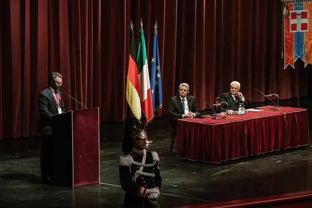 Italian German High Level Dialogue