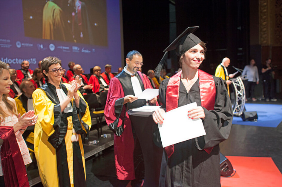 #5 - Celebrating excellence and giving PhD students a voice on the global stage