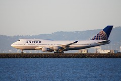 United Continental merger Boeing 747-400 DSC_0258 (1)