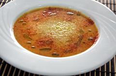 Sopa Crema de Calabaza 016