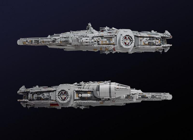 LEGO Millennium Falcon (Starwars VII)