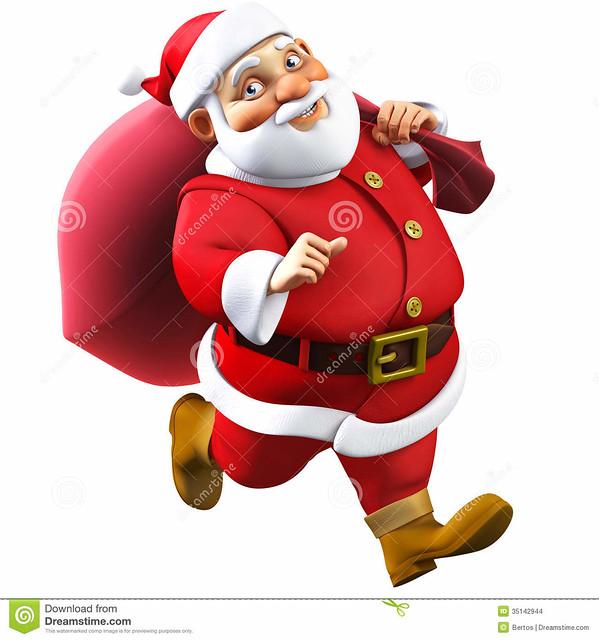 Santa image 122315