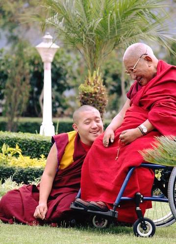 From Dilgo Khyentse Yangsi Rinpoche Facebook