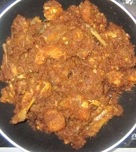 Chicken Ullarthiyathu - Step 9