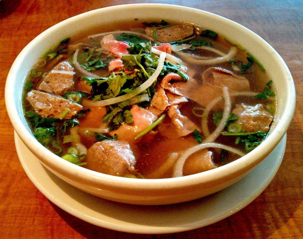 Prague Food: Vietnamese Pho