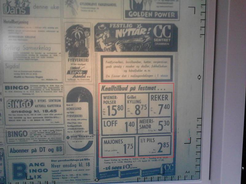 mer om cc desember 1971