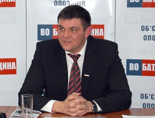 депутат Вознюк