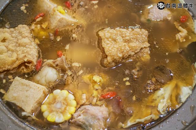 【台南溫體牛】冬天不吃薑母鴨!試試牛骨熬的薑母牛吧!@埔里美食