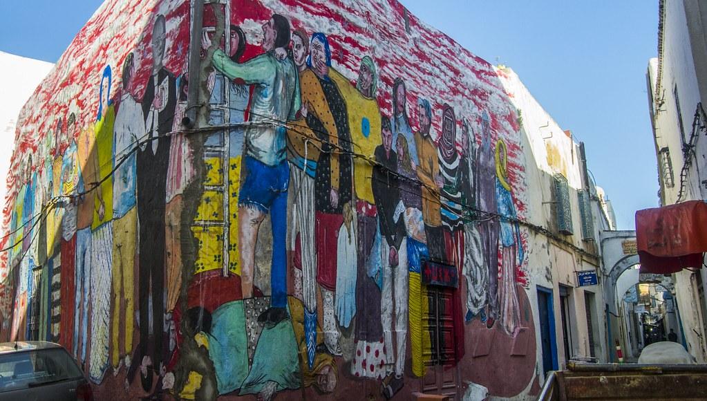 Tunis Medina Urban Art