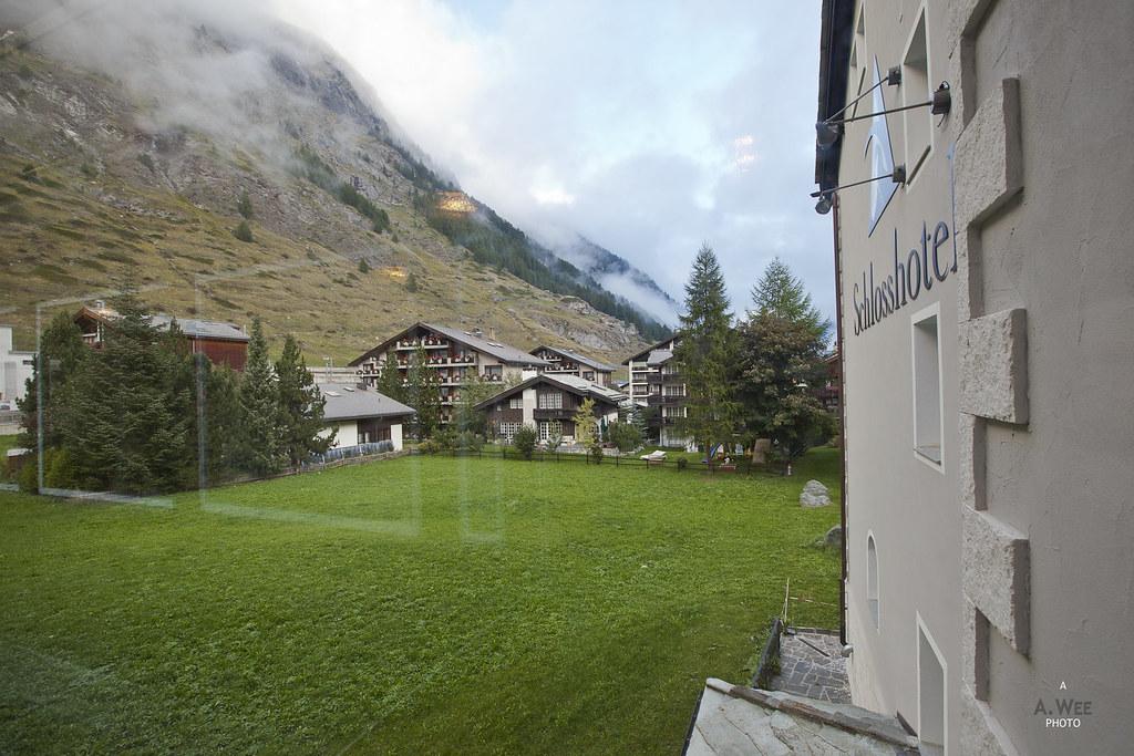 Field at Zermatt
