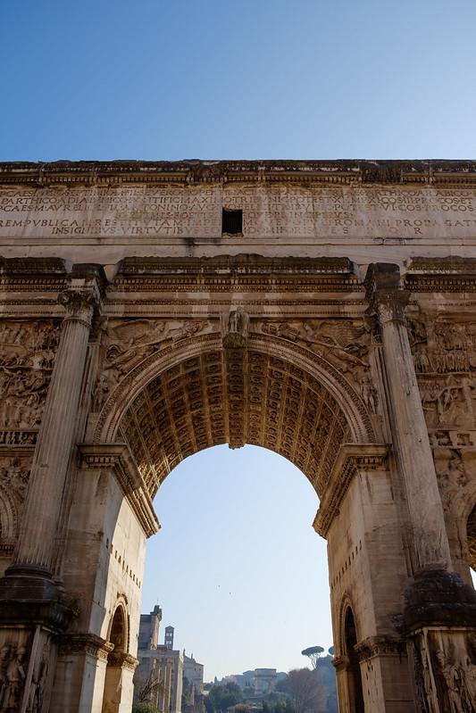 Arco di Settimio