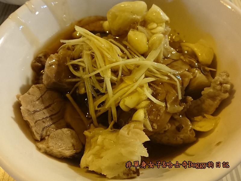 台南美食牛肉湯豬心冬粉肉圓29