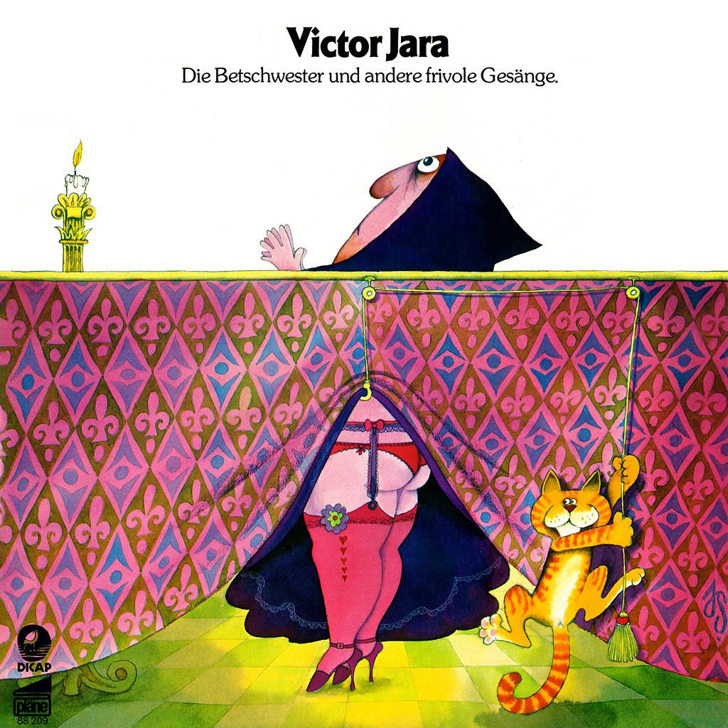 Victor Jara - Die Betschwester und andere frivole Gesänge