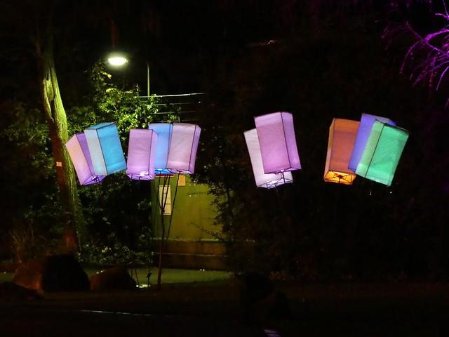 Lichterfest Palmengarten