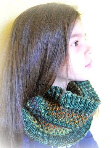 Clementine cowl