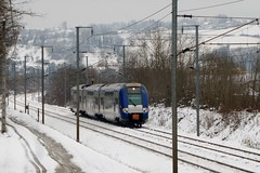 TER 2N NG hivernale - Photo of Eclose