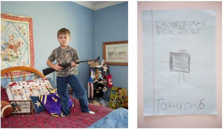 美國小孩與他們的槍械7
